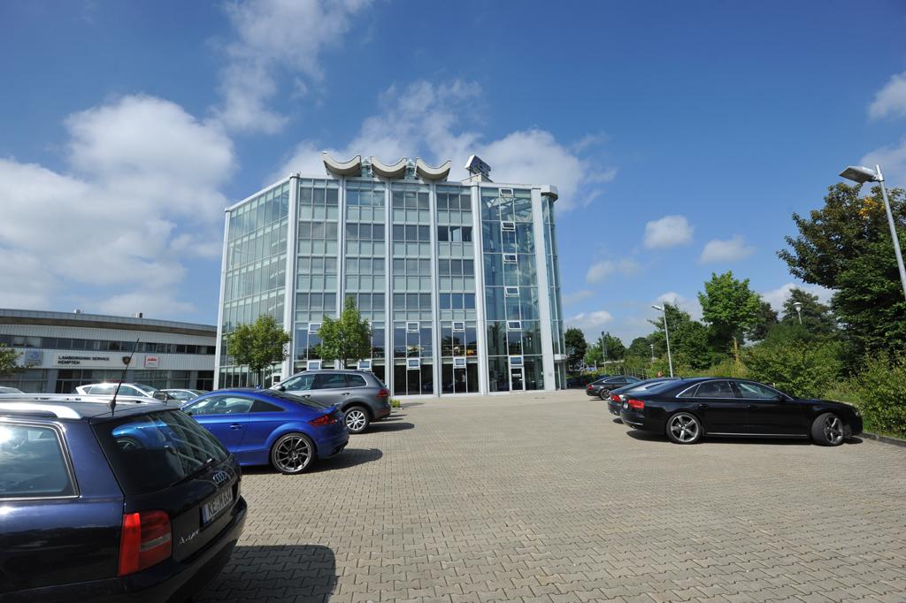 Kempten Germany  city photo : ABT head office in Kempten, Germany